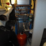 Поставка газового отопления