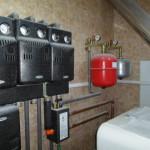 Проектирование котельной отопления