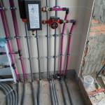 Водяное газовое отопление